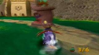 Screenshot Thumbnail / Media File 1 for Spyro the Dragon 2 - Ripto's Rage [NTSC-U]